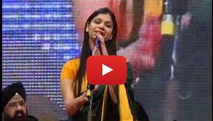 Padmini Sharma : Sarhadon Se Aage : Indore Kavi Sammelan Seh Mushaira: 7th Feb 2015